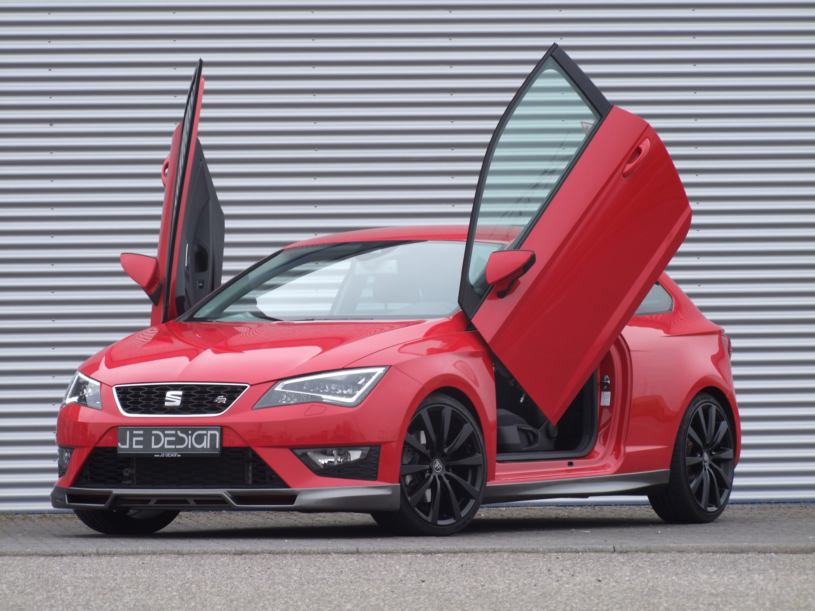 2015 je design seat leon sc fr hd pictures. Black Bedroom Furniture Sets. Home Design Ideas