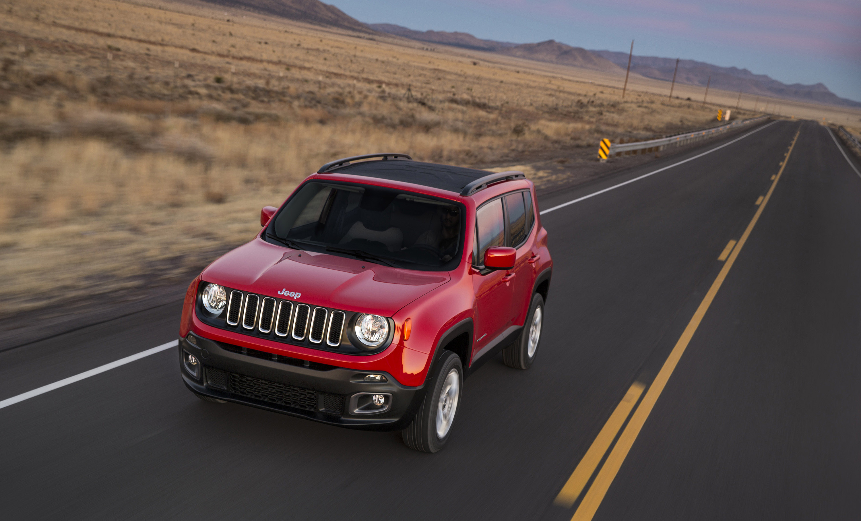 Jeep Renegade photo #1