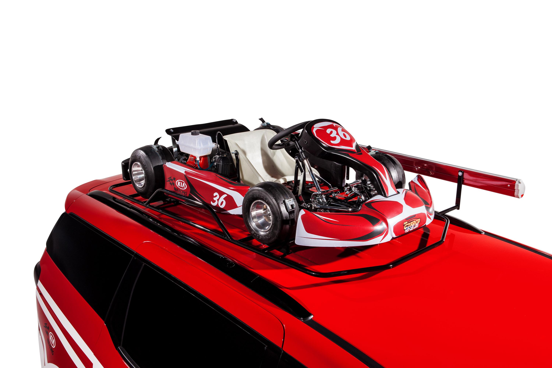 2015 Kia Sedona Ultimate Karting - HD Pictures @ carsinvasion.com