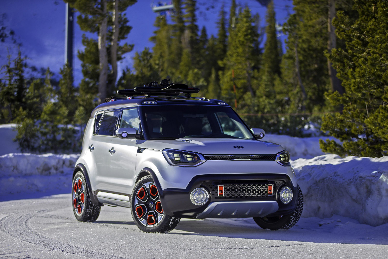 Kia Trailster Concept photo #1