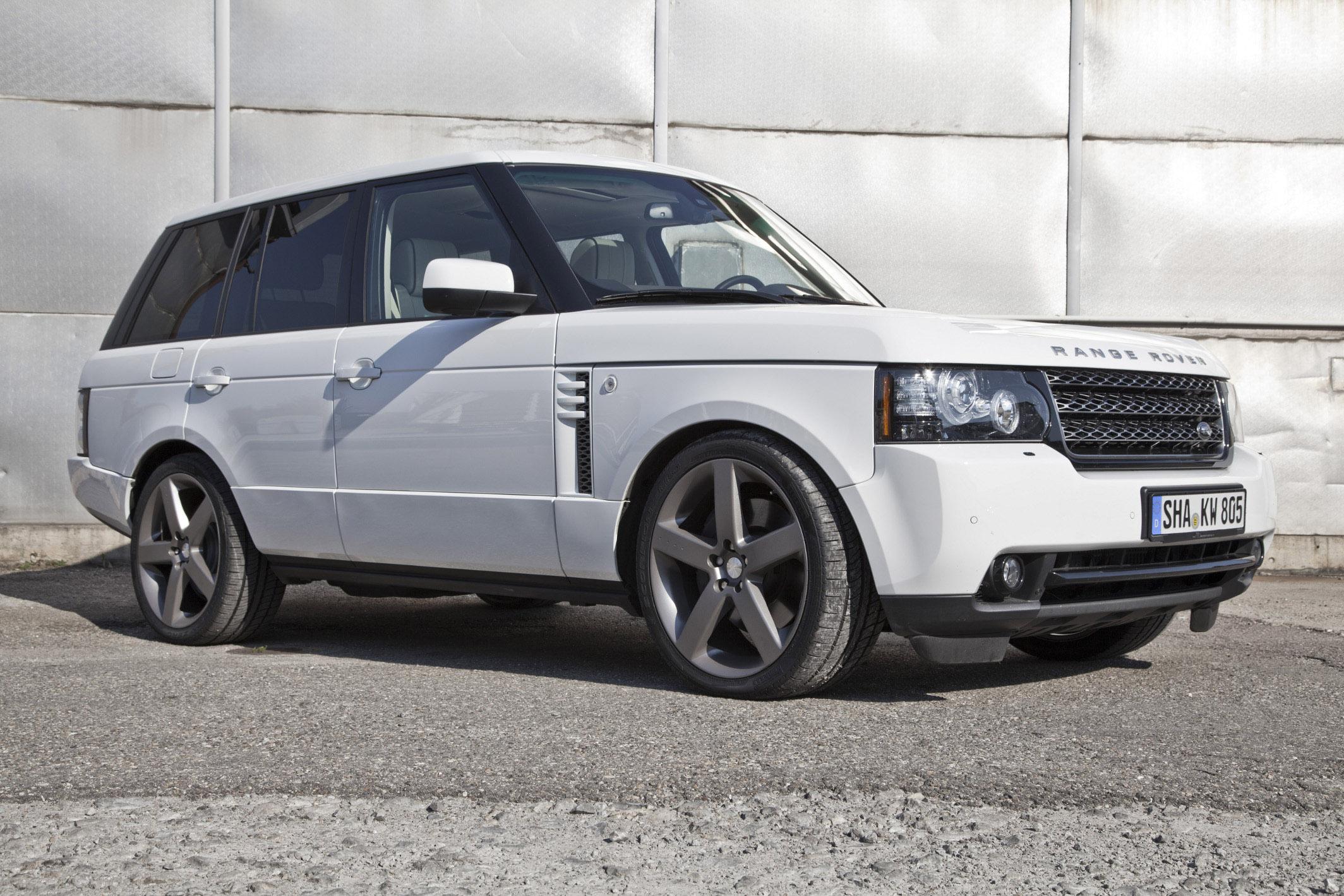 KW Range Rover photo #1