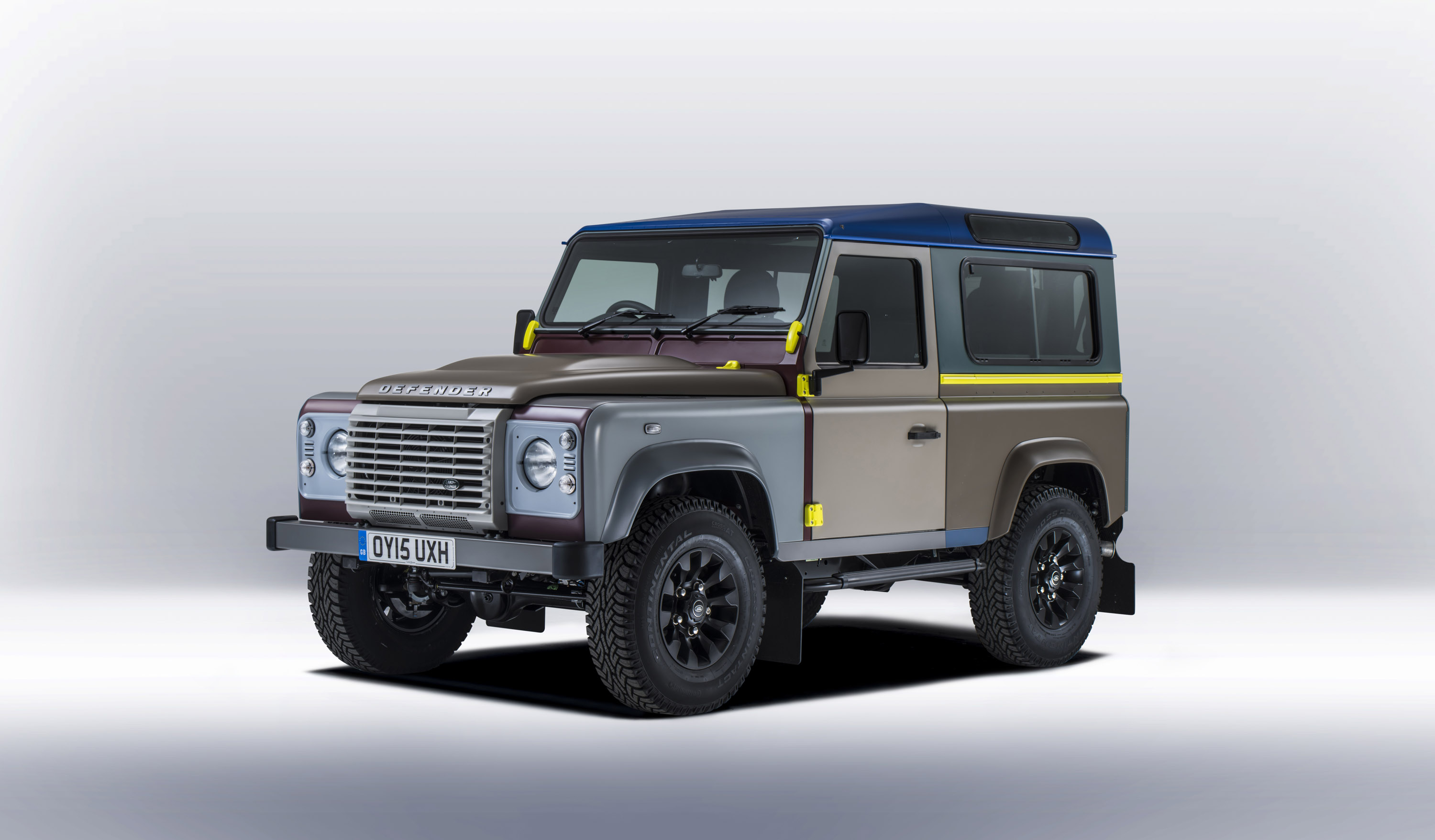Land Rover Defender Paul Smith Special Edition photo #1