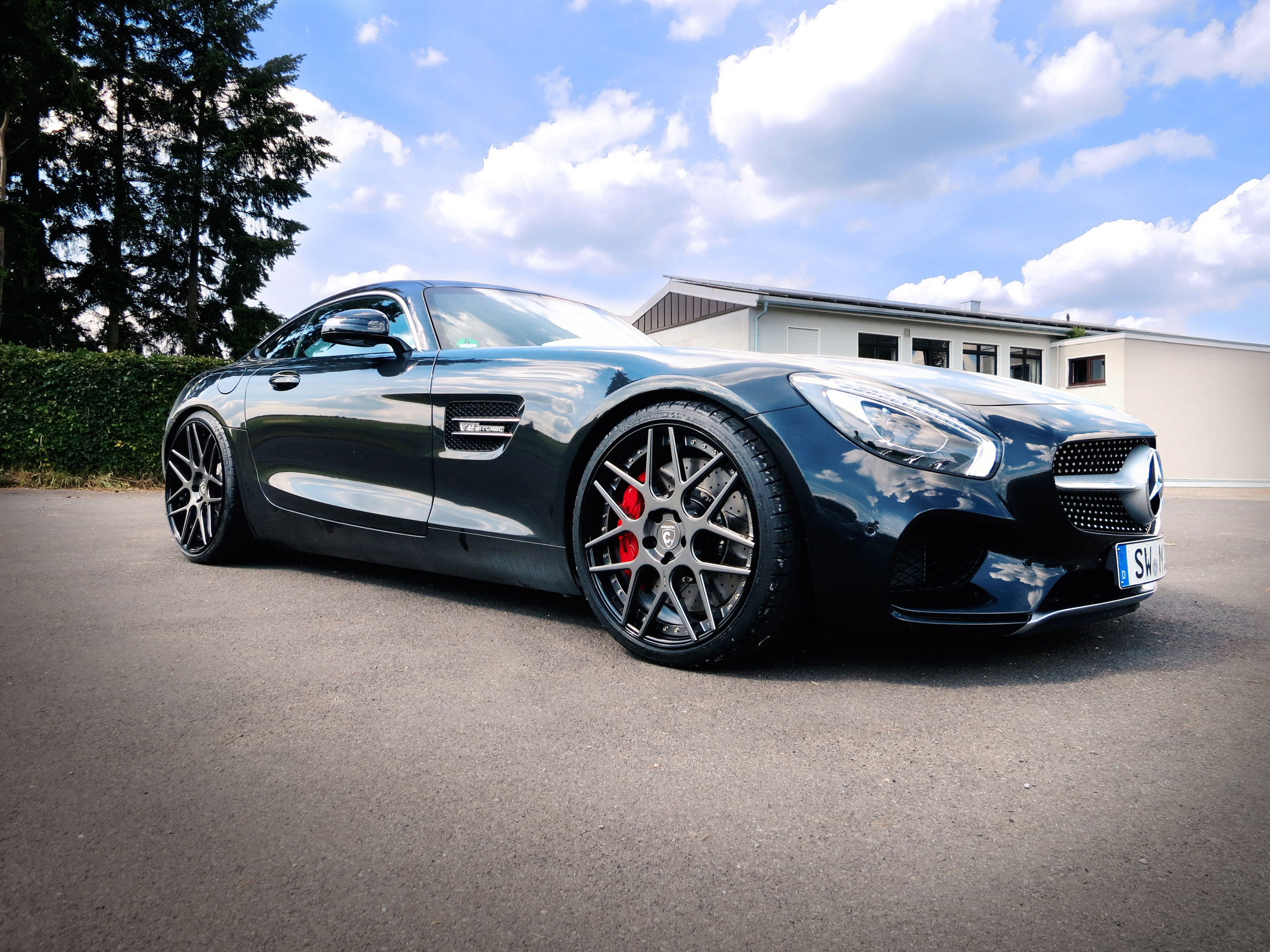 Loma Mercedes-Benz AMG GT S photo #2