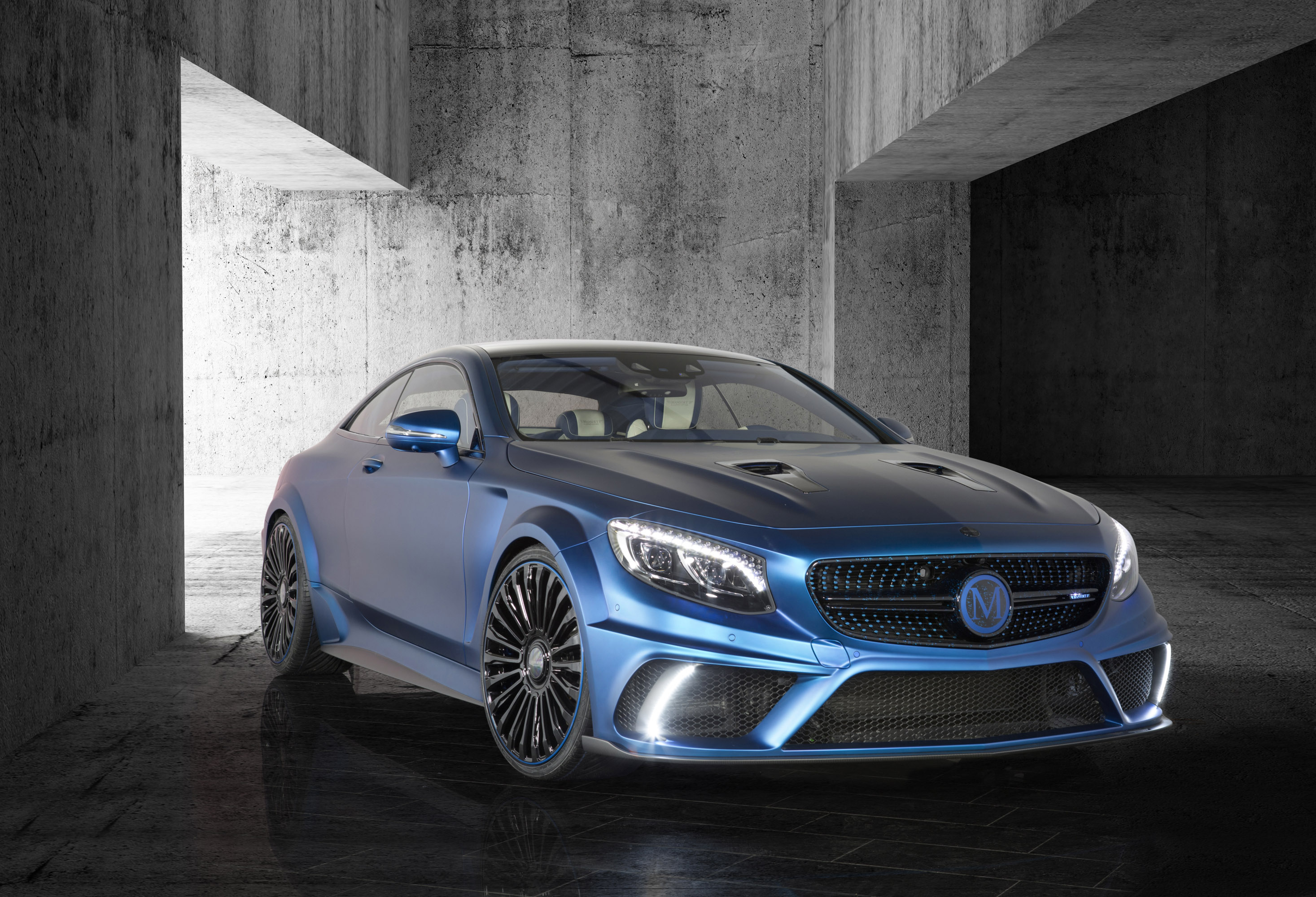 Mansory Mercedes-Benz S63 AMG Diamond Edition photo #1