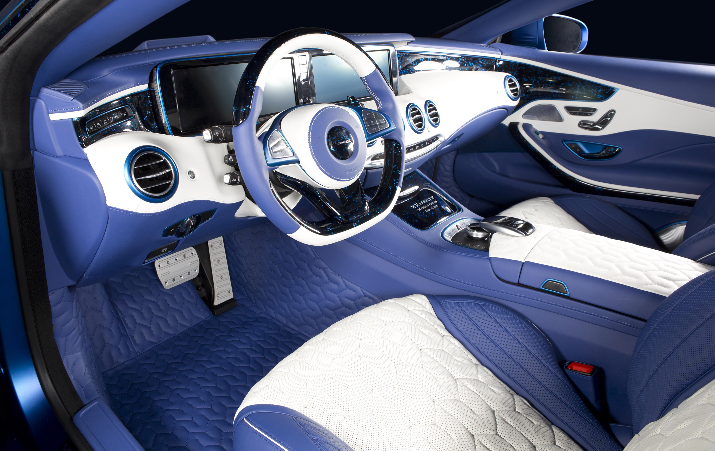Mansory Mercedes-Benz S63 AMG Diamond Edition photo #7