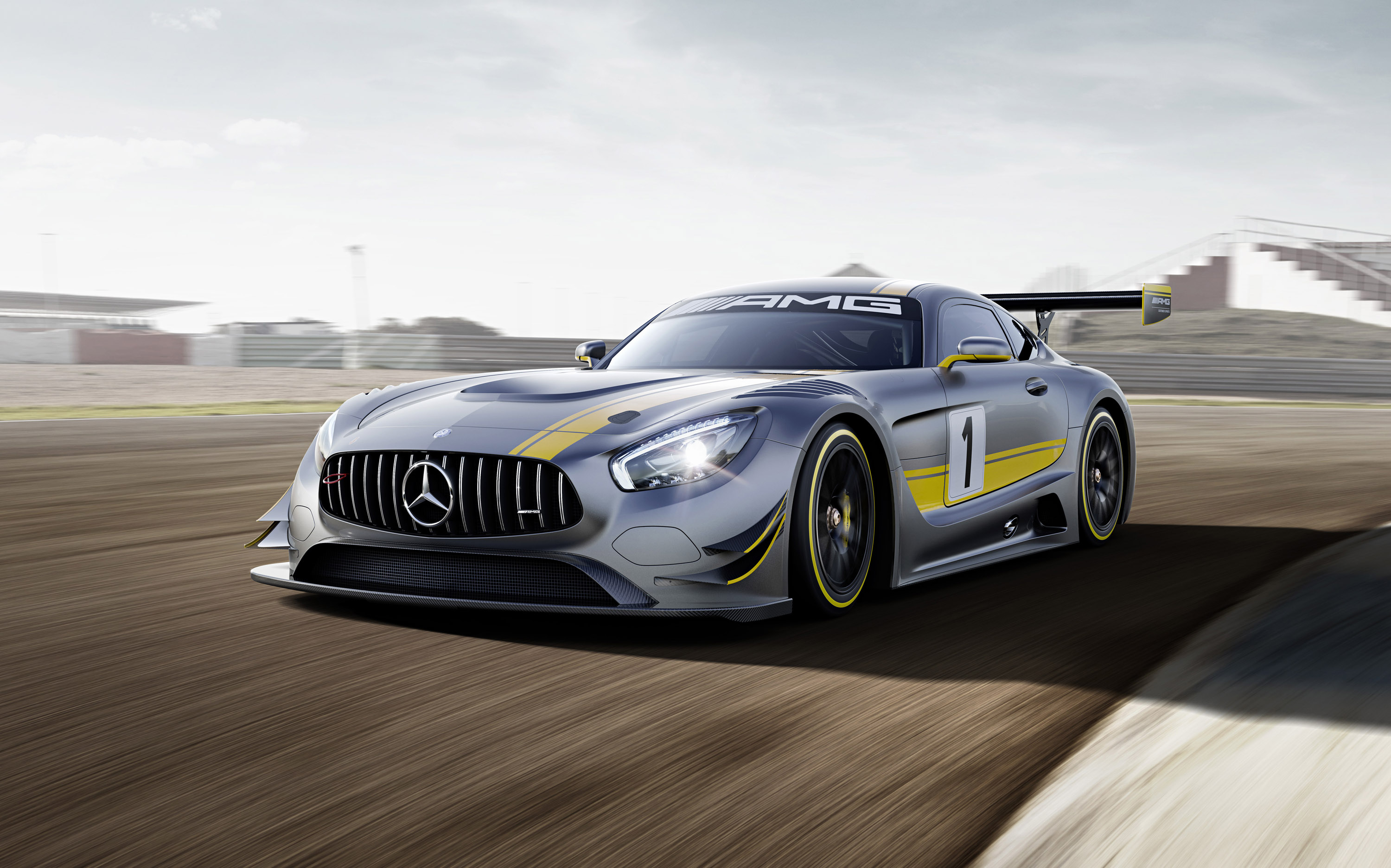 Mercedes-Benz AMG GT3 photo #1