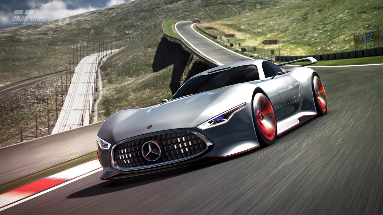 Mercedes-Benz AMG Vision Gran Turismo Racing Series photo #1