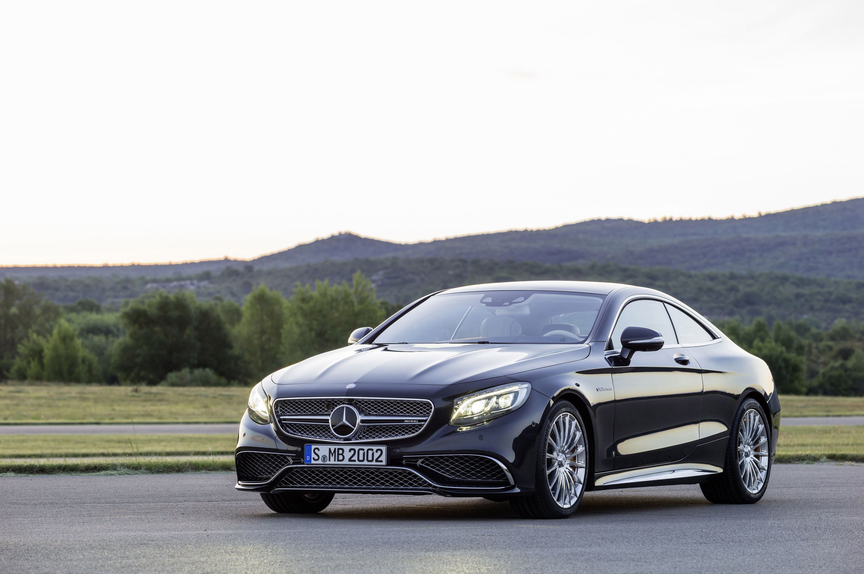 Mercedes-Benz S 65 AMG Coupe photo #1