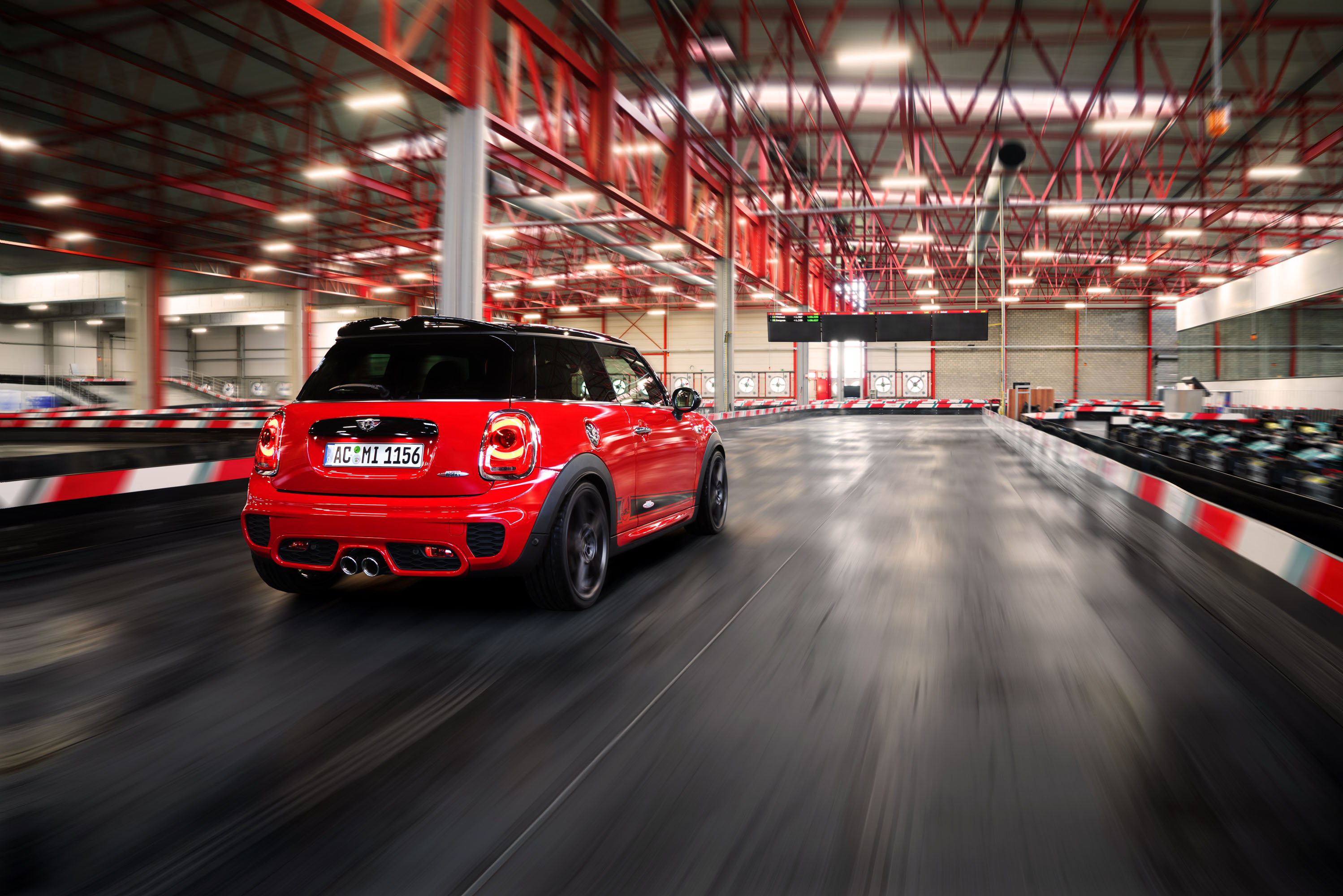 MINI Hatch F56 photo #1