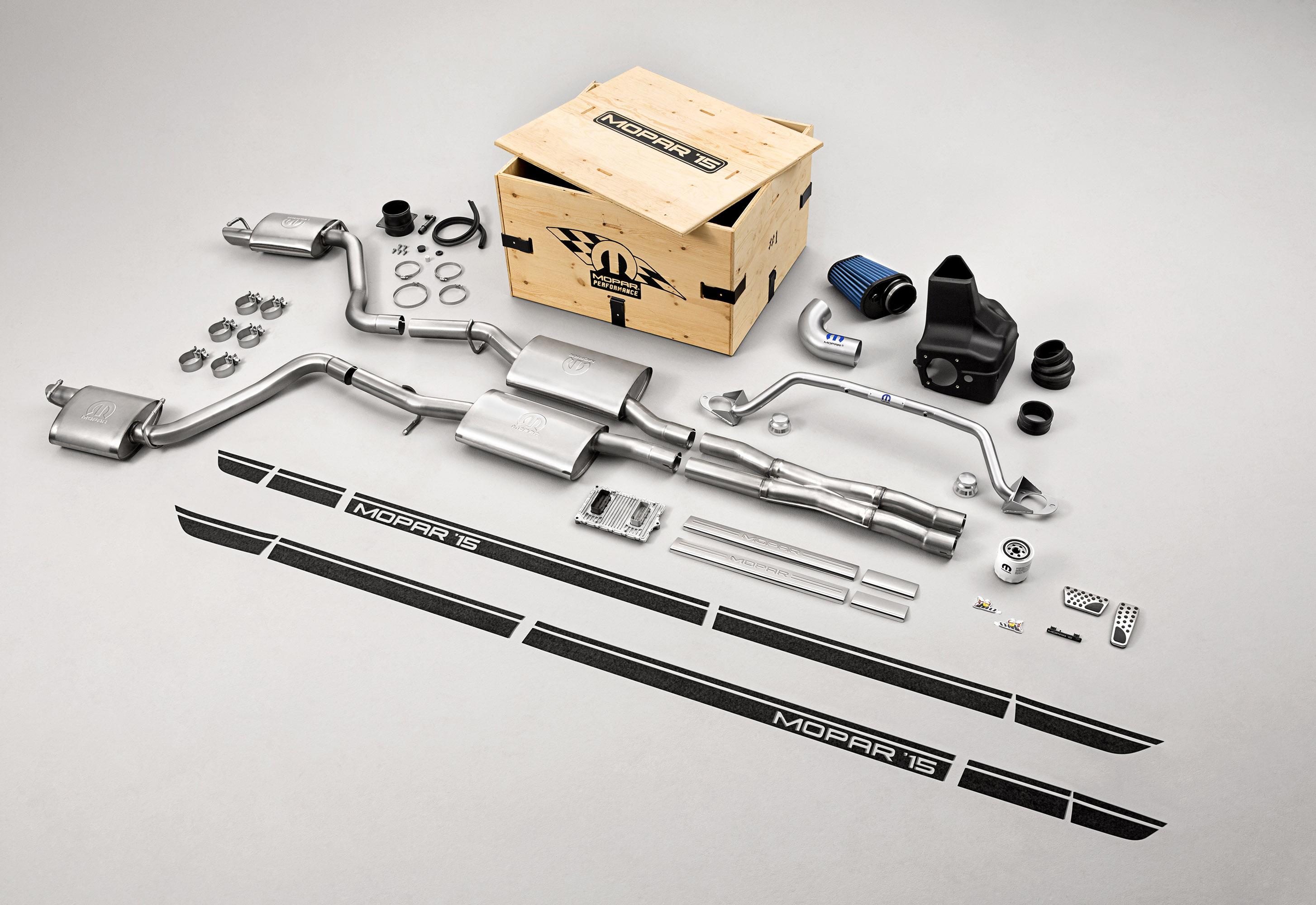 Mopar Dodge Charger RT 15 Performance Kits photo #7