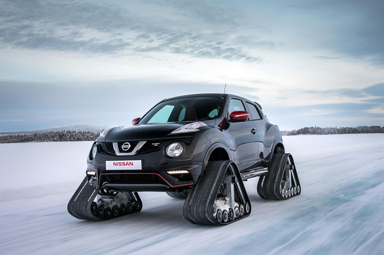 Nissan Juke Nismo RSnow Concept photo #1