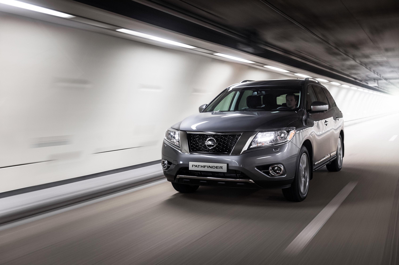 2015 Nissan Pathfinder HD carsinvasion