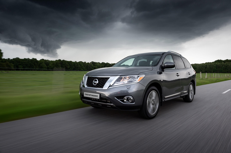 2015 Nissan Pathfinder - HD Pictures @ carsinvasion.com
