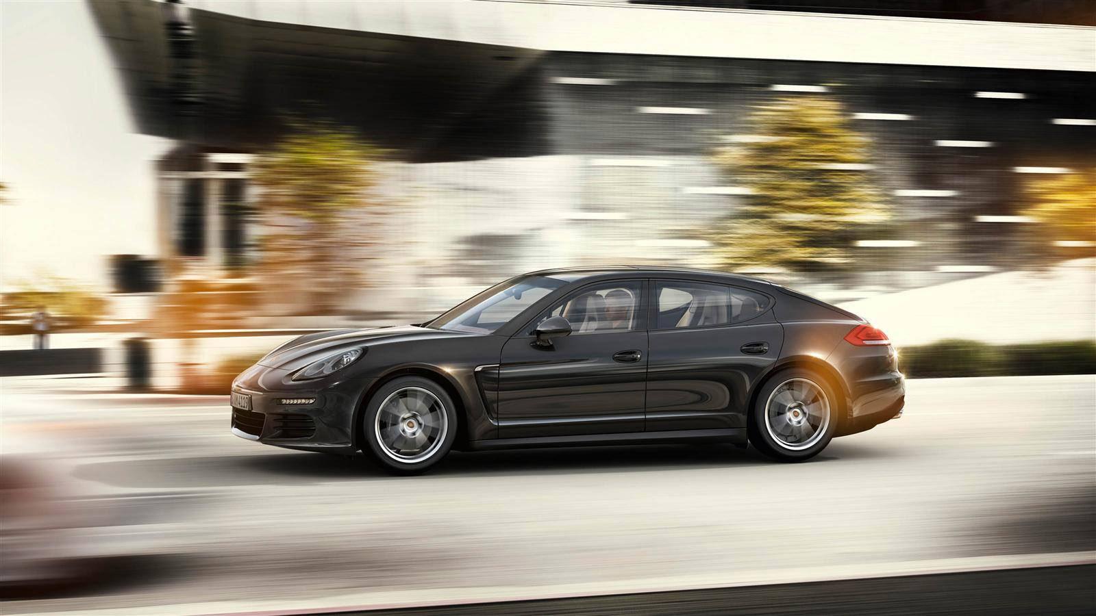 Porsche Panamera Edition photo #3