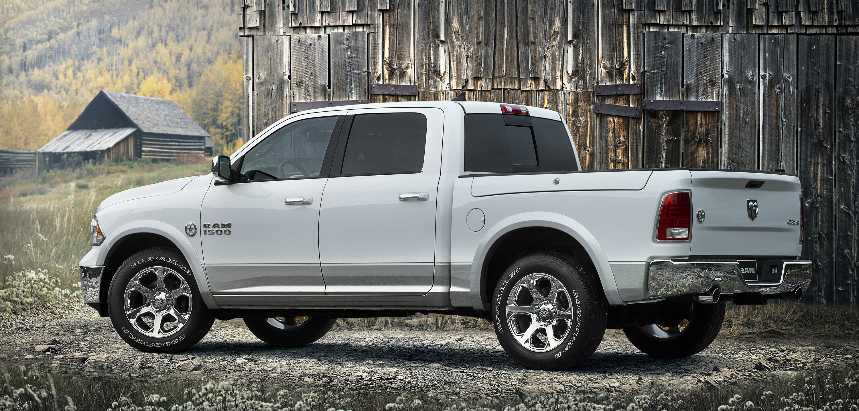 2015 Ram 1500 Texas Ranger Concept Truck - HD Pictures ...