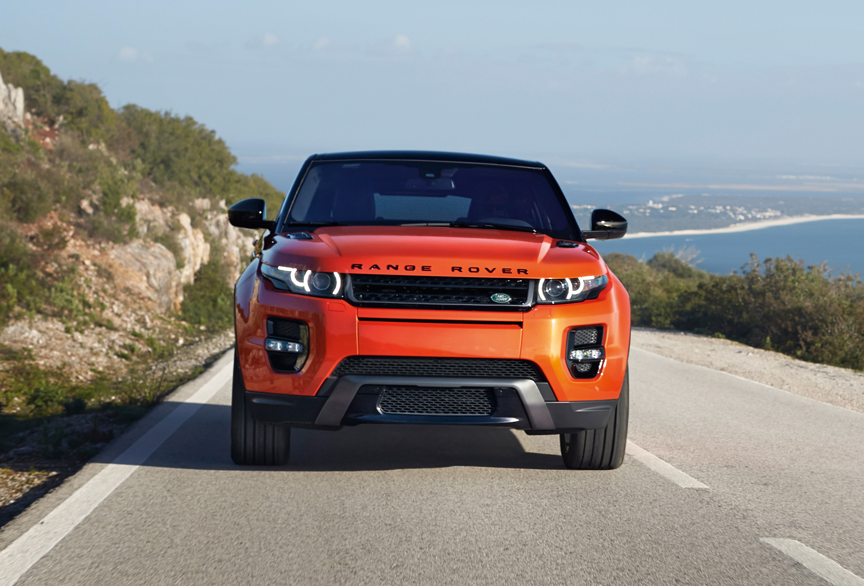 2015 Range Rover Evoque Autobiography Dynamic - HD Pictures ...