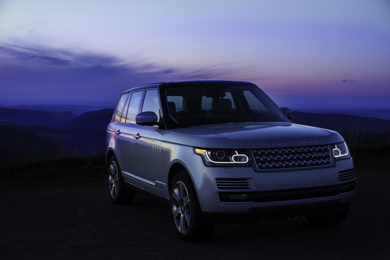 Range Rover Hybrid photo #1