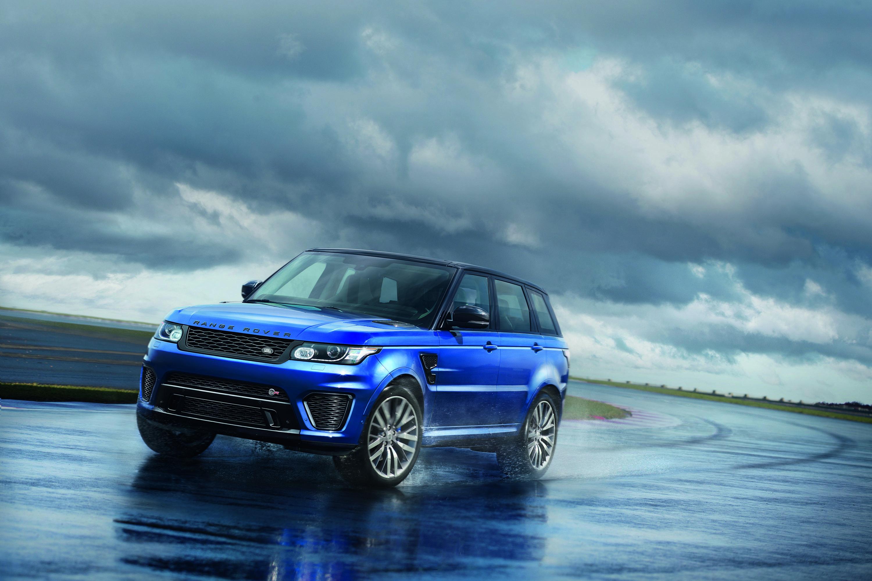 Range Rover Sport SVR photo #1