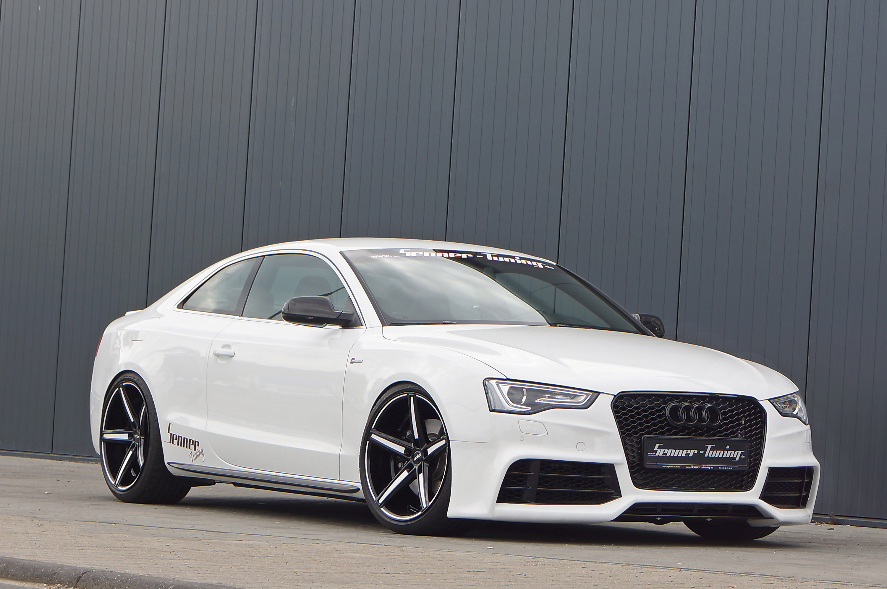 Senner Audi S5 Coupe photo #1