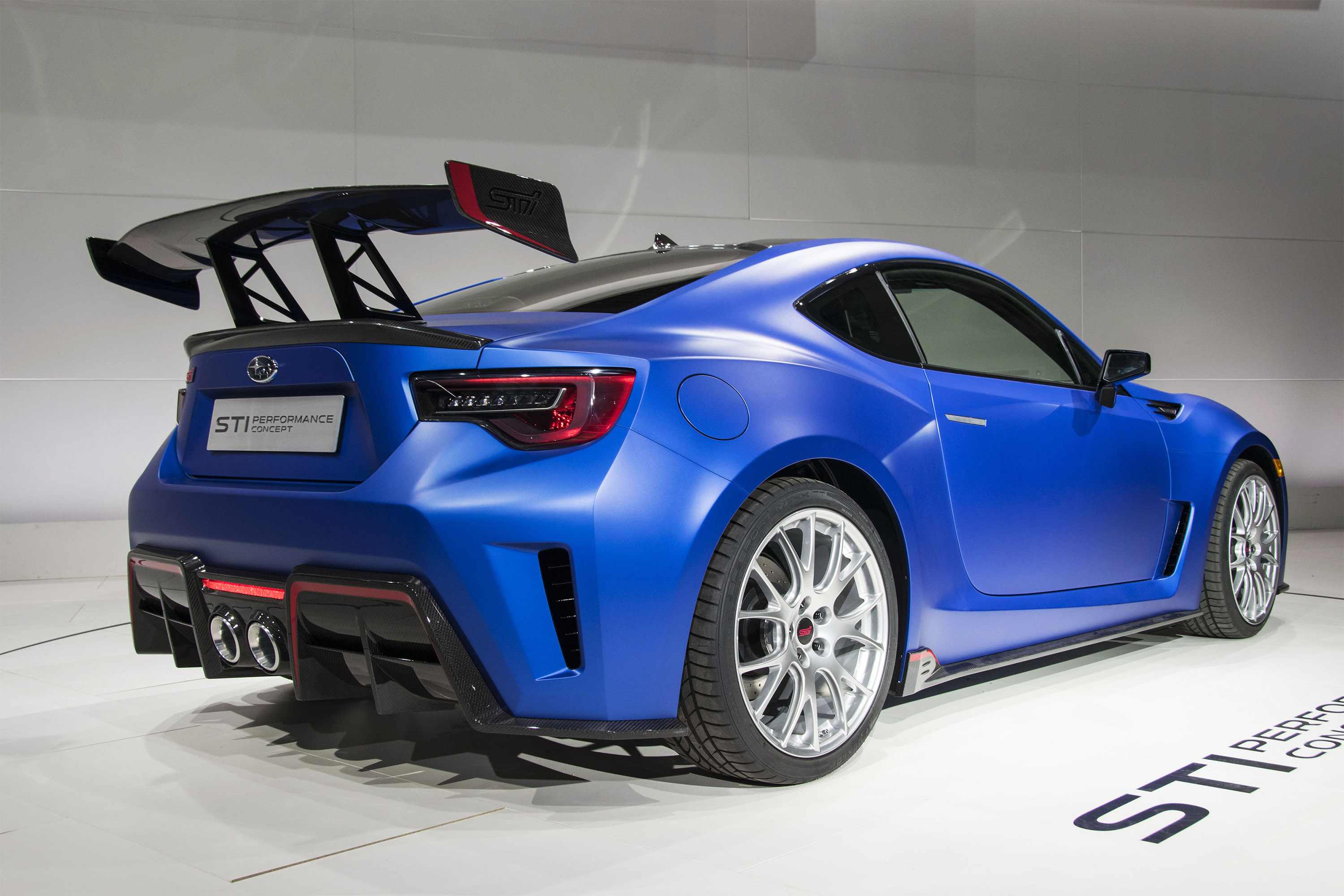 2015 subaru brz sti performance concept hd pictures. Black Bedroom Furniture Sets. Home Design Ideas