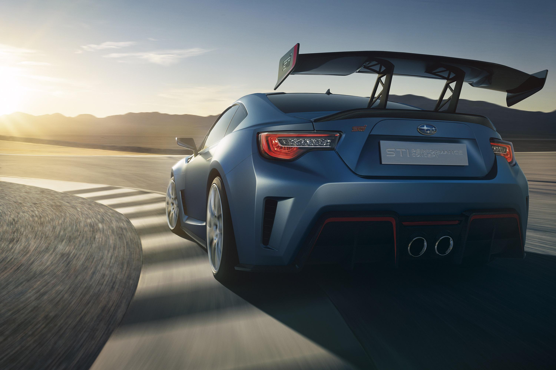2015 Subaru BRZ STI Performance Concept - HD Pictures ...
