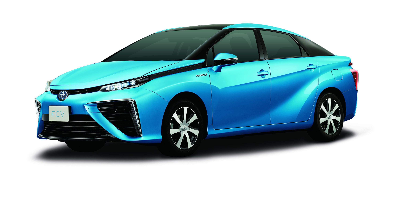 Toyota Fuel Cell Sedan photo #1
