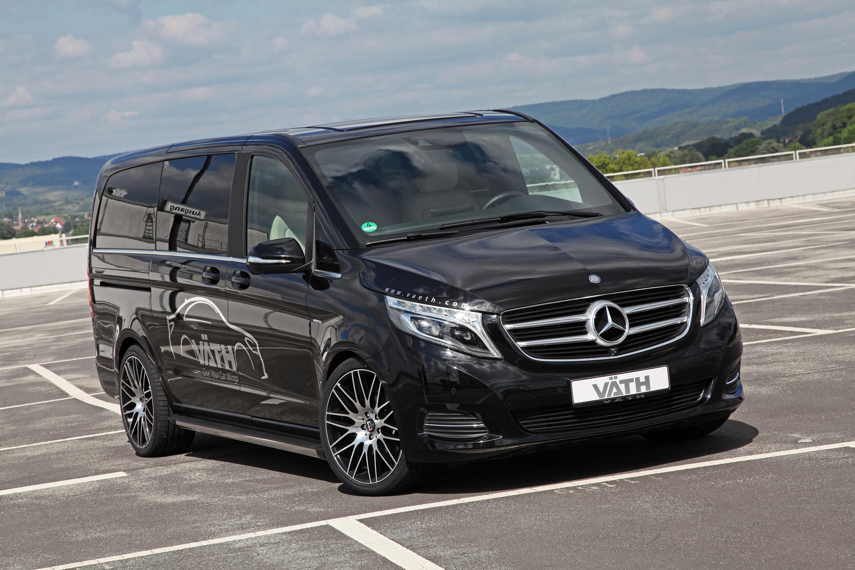2015 VATH Mercedes-Benz V-class - HD Pictures @ carsinvasion.com