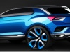 2015 Volkswagen T-ROC Concept thumbnail photo 48365