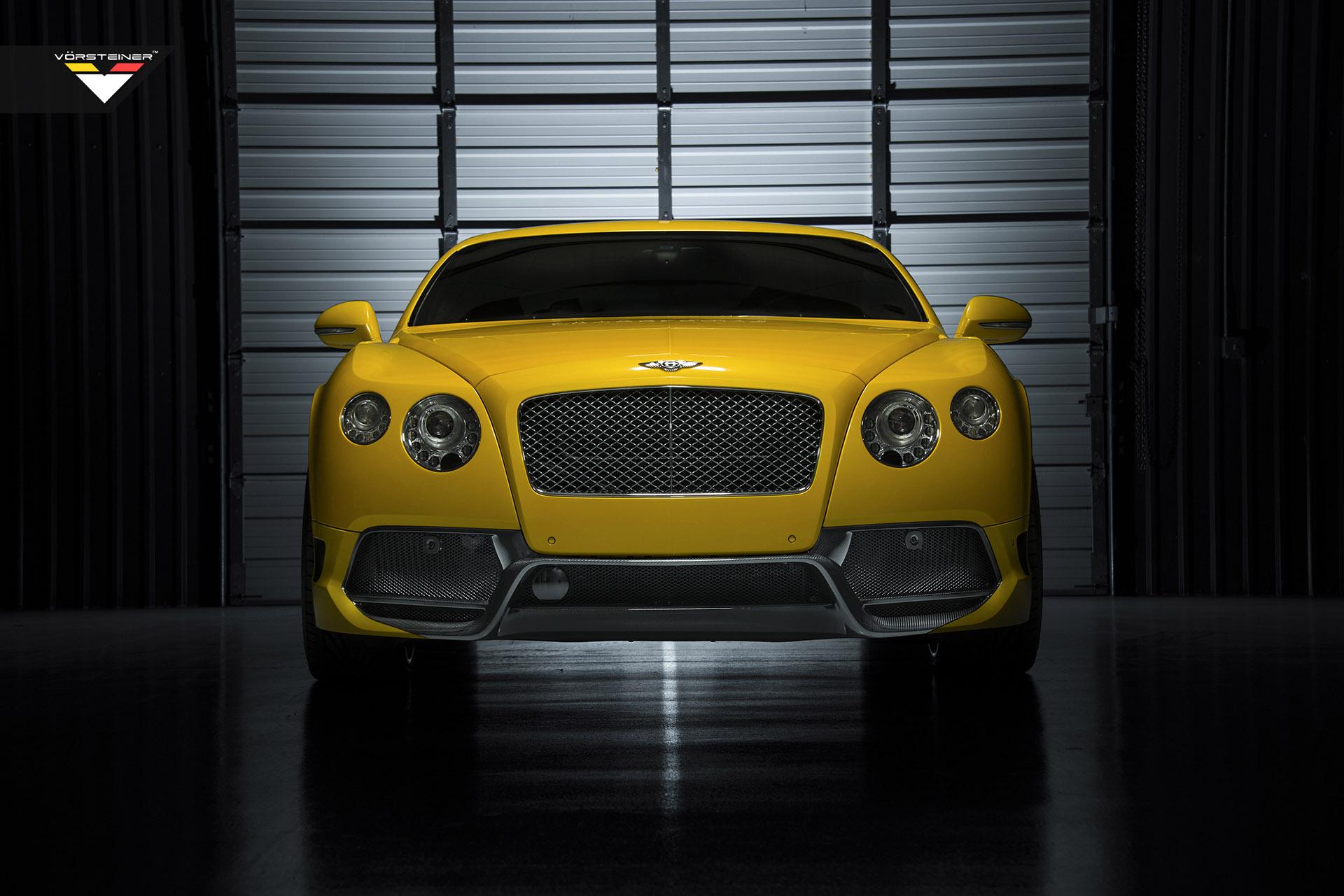 Vorsteiner Bentley Continental GT BR10RS photo #1