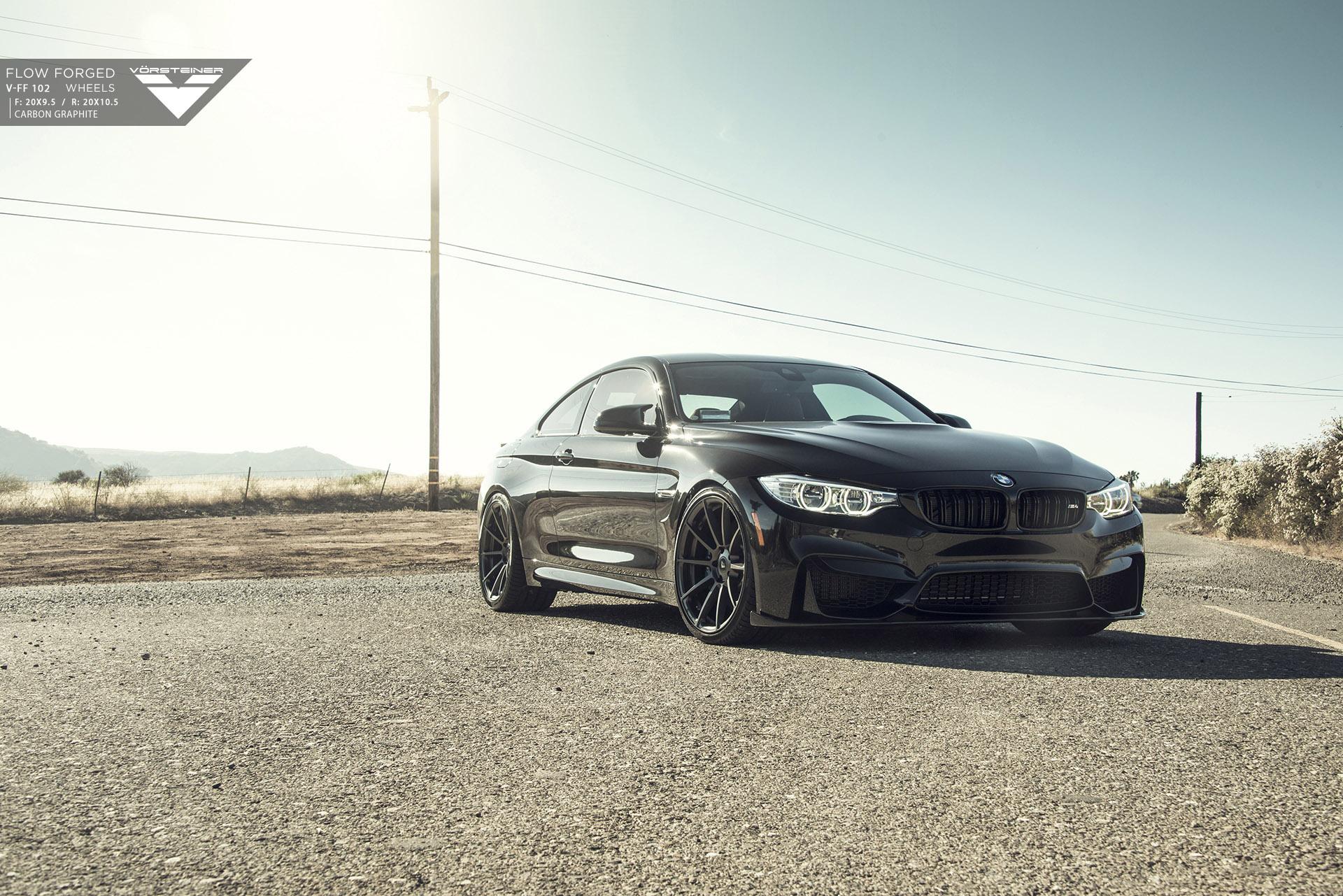 Vorsteiner BMW M4 EVO photo #1