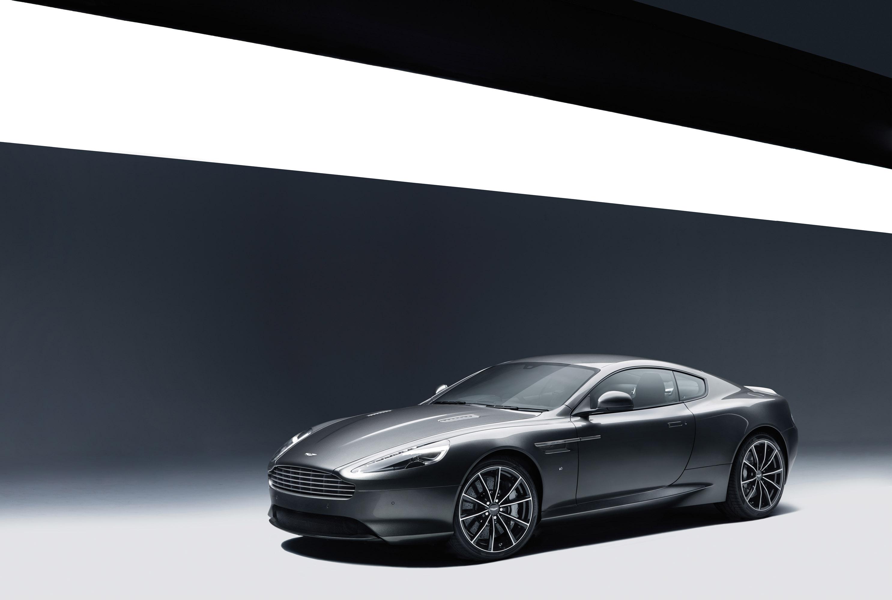 Aston Martin DB9 GT photo #2