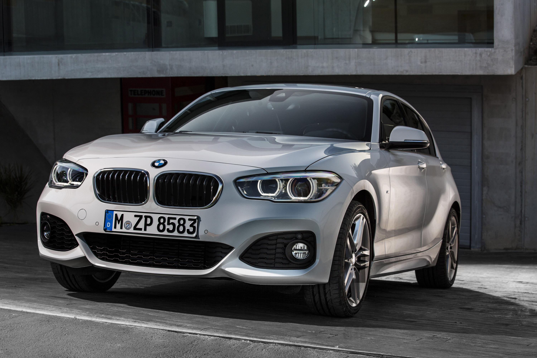 BMW 1-Series photo #1