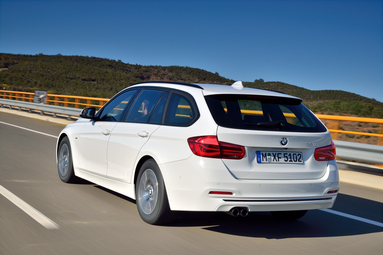 2016 BMW 3 Series Touring HD carsinvasion