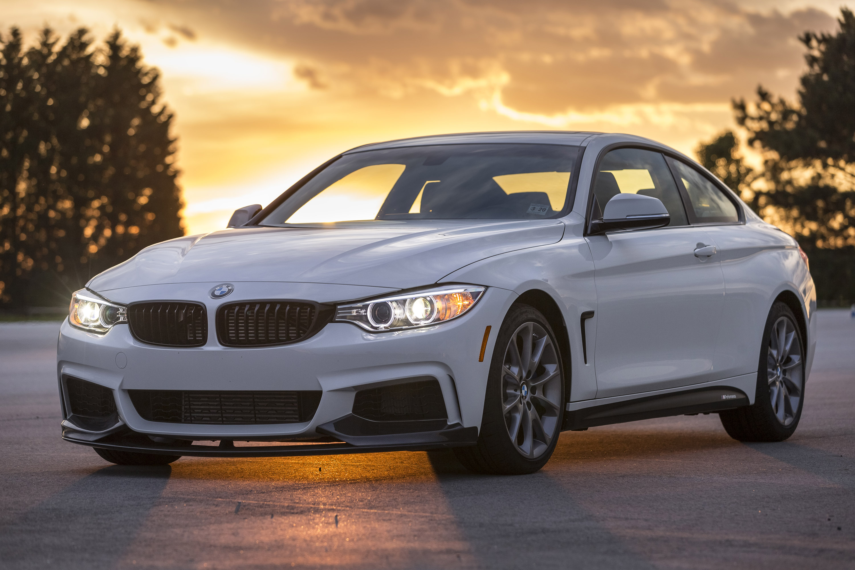 Bmw 435i zhp coupe 2016 pictures information amp specs - 2016 Bmw 435i Zhp Coupe Thumbnail Photo 90663