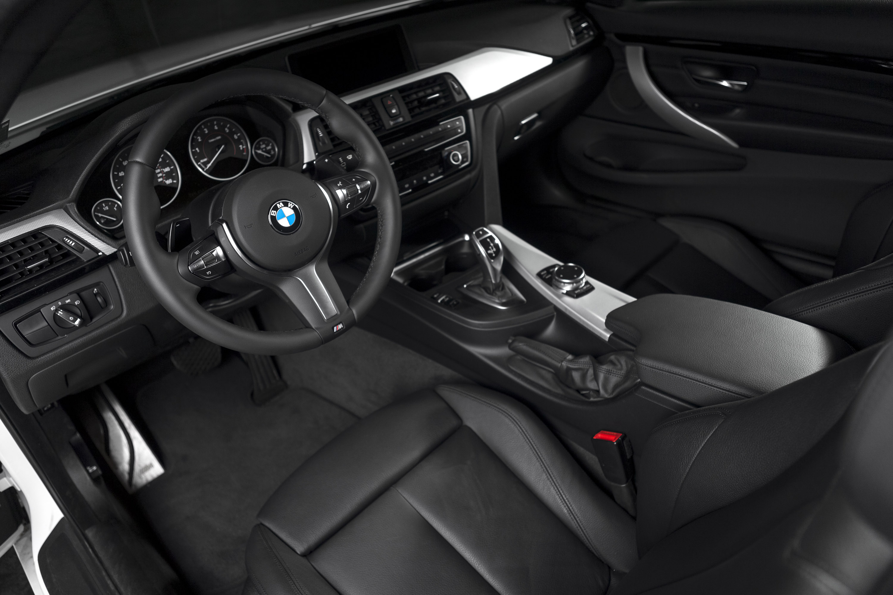 2016 BMW 435i ZHP Coupe Interior