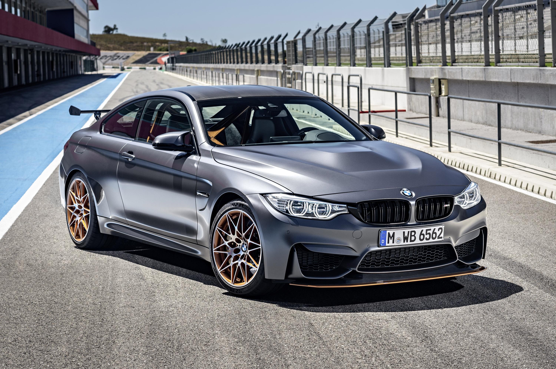 2016 BMW M4 GTS HD carsinvasion