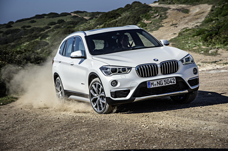 BMW X1 photo #1