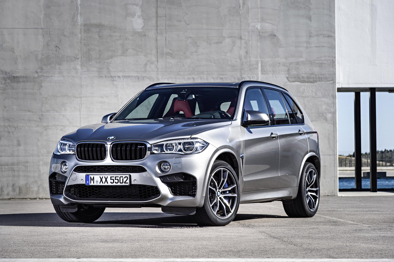 BMW X5 M photo #1