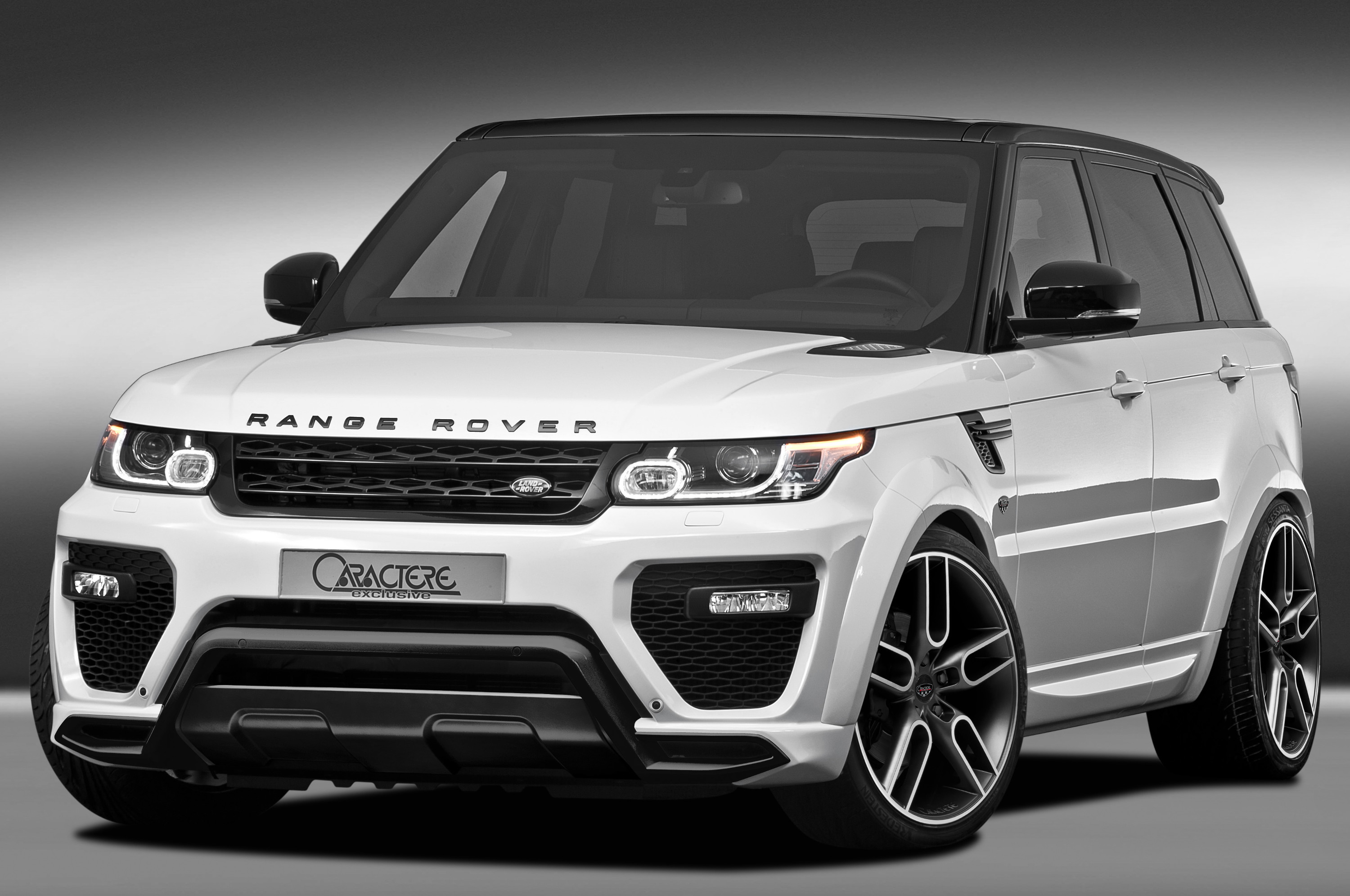 Caractere Tuning Range Rover Sport photo #1