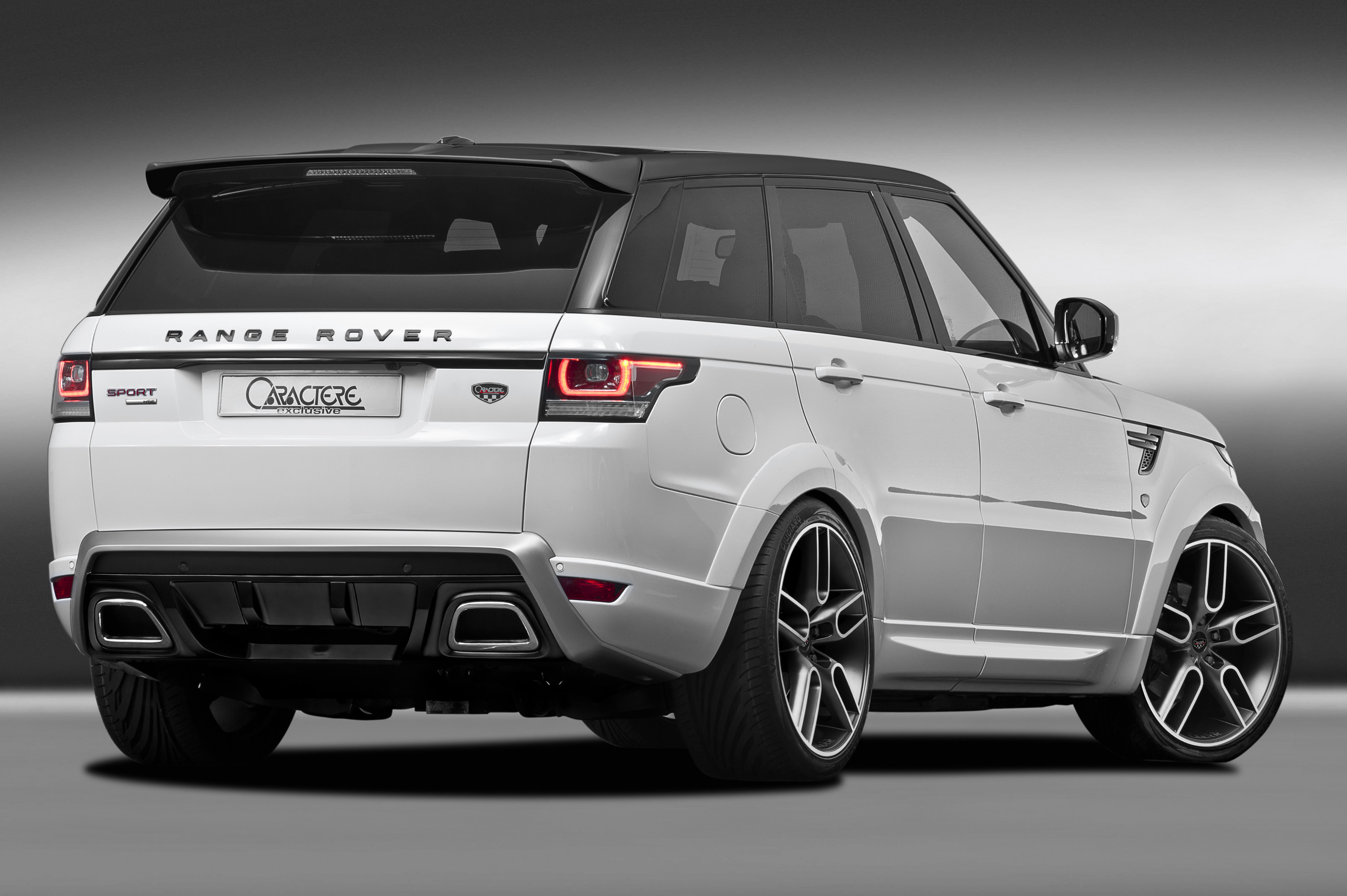 Caractere Tuning Range Rover Sport photo #3