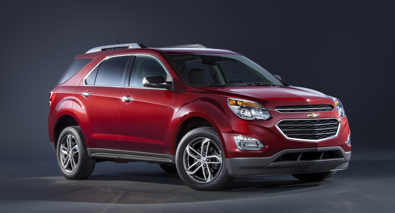 Chevrolet Equinox photo #1