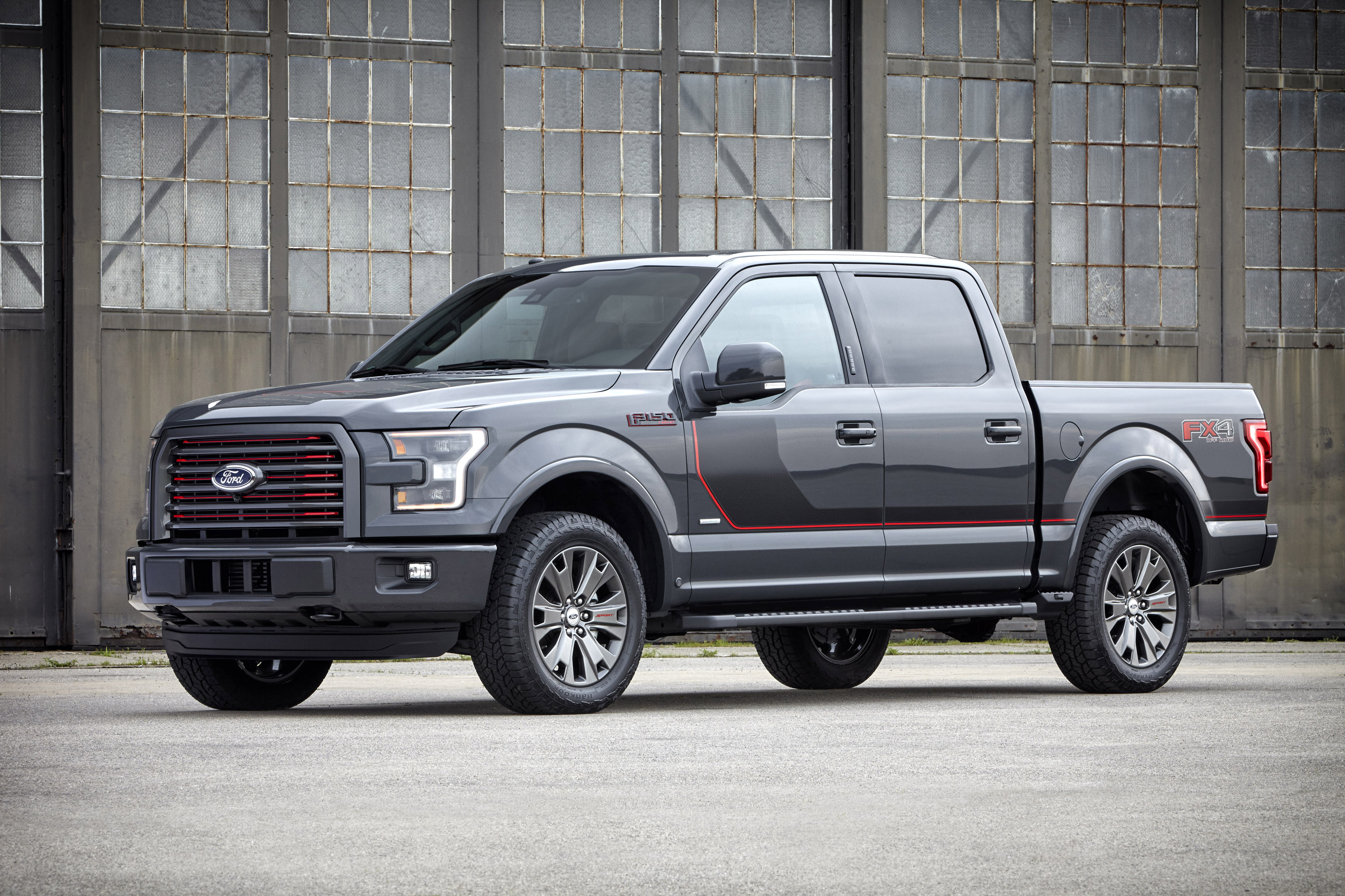 2016 Ford F 150 Lariat Appearance Package Hd Pictures