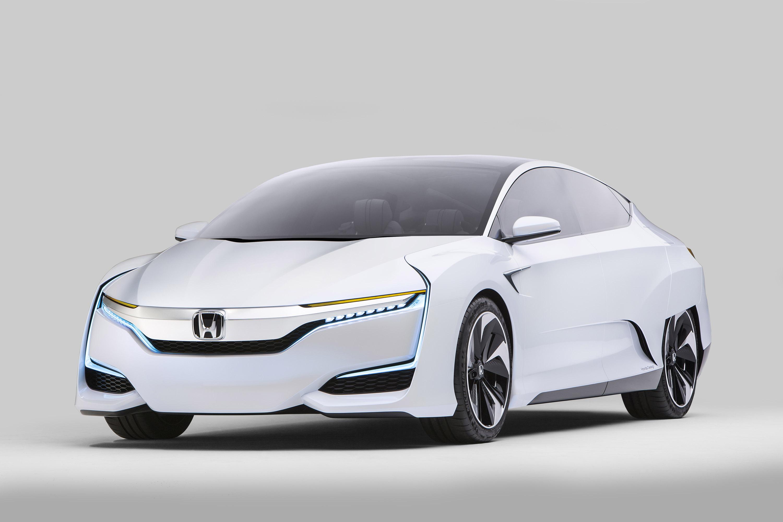 Honda FCV Concept photo #1