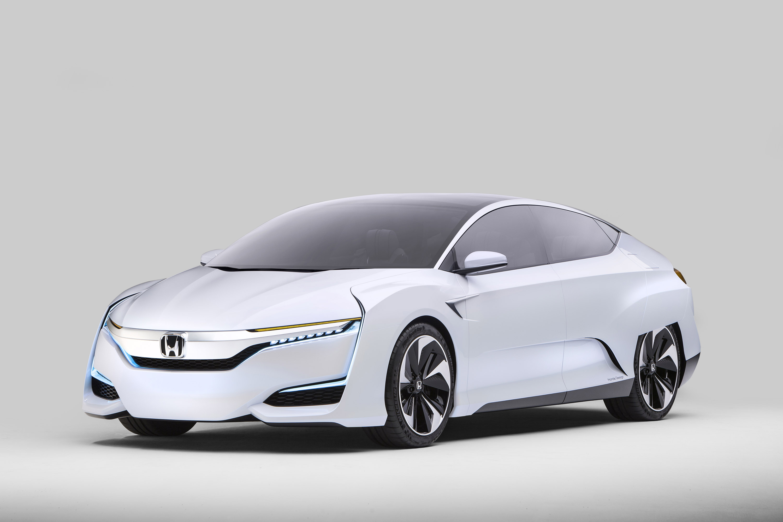 Honda FCV Concept photo #2