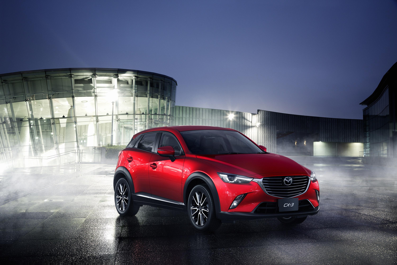 Mazda CX-3 photo #1