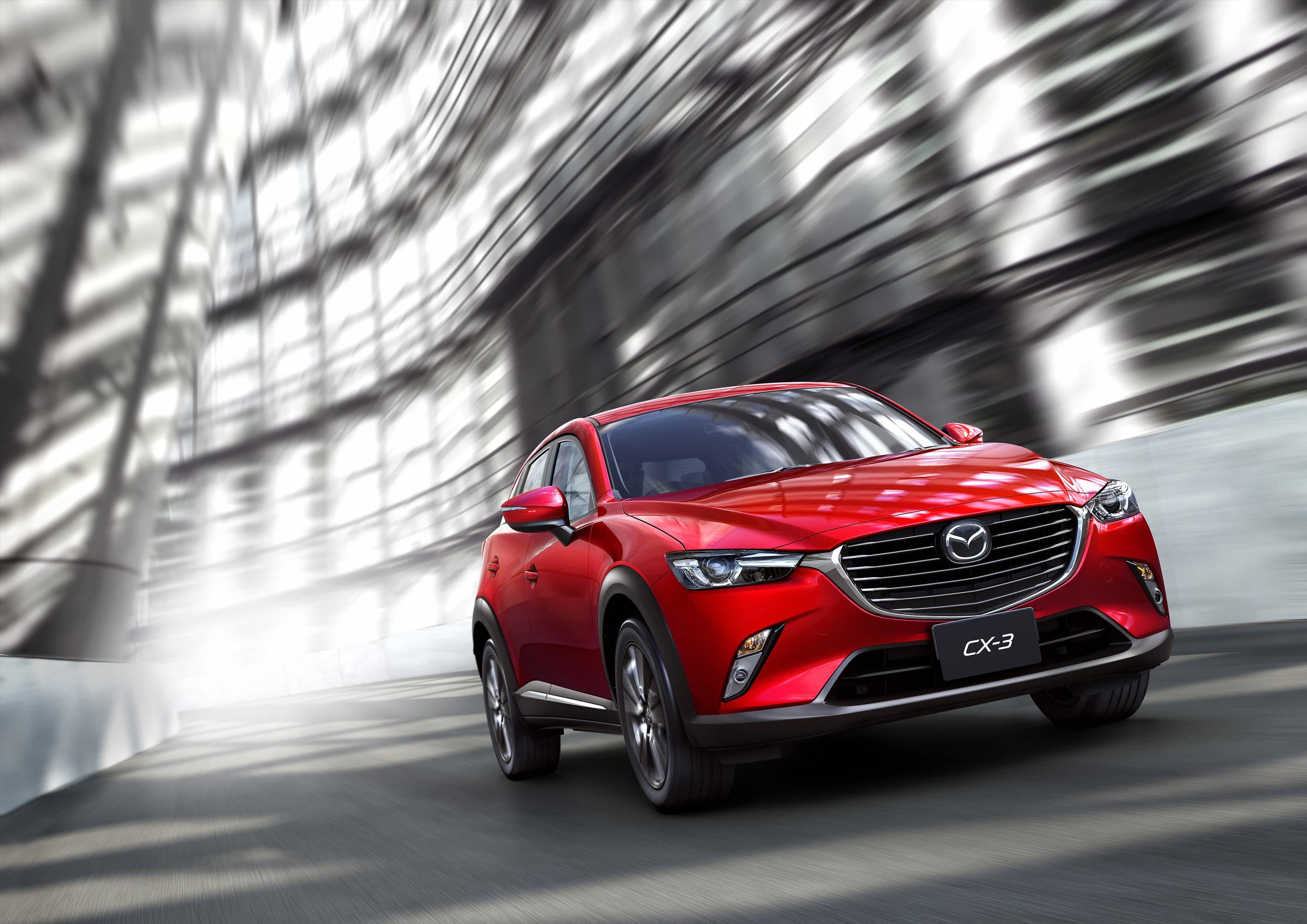 Mazda CX-3 photo #2