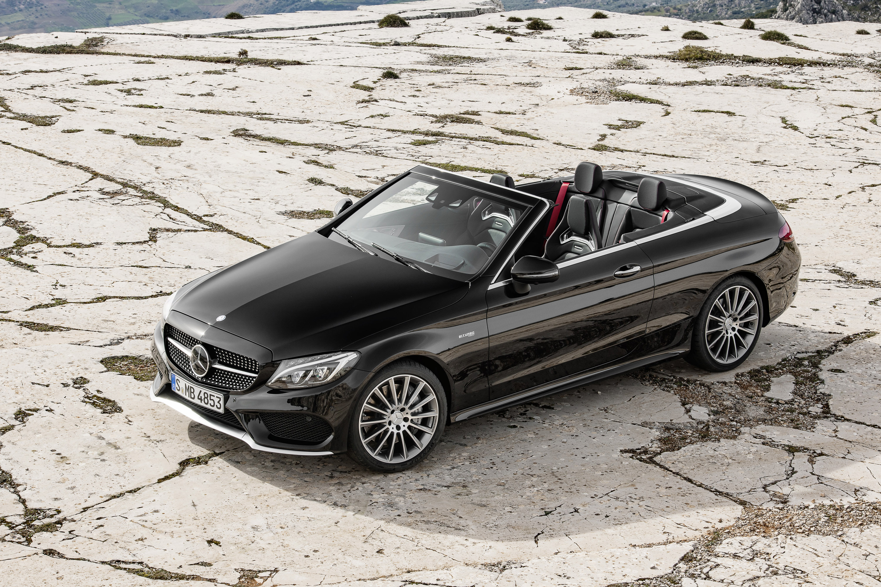 Mercedes-AMG C43 4MATIC Cabriolet photo #1