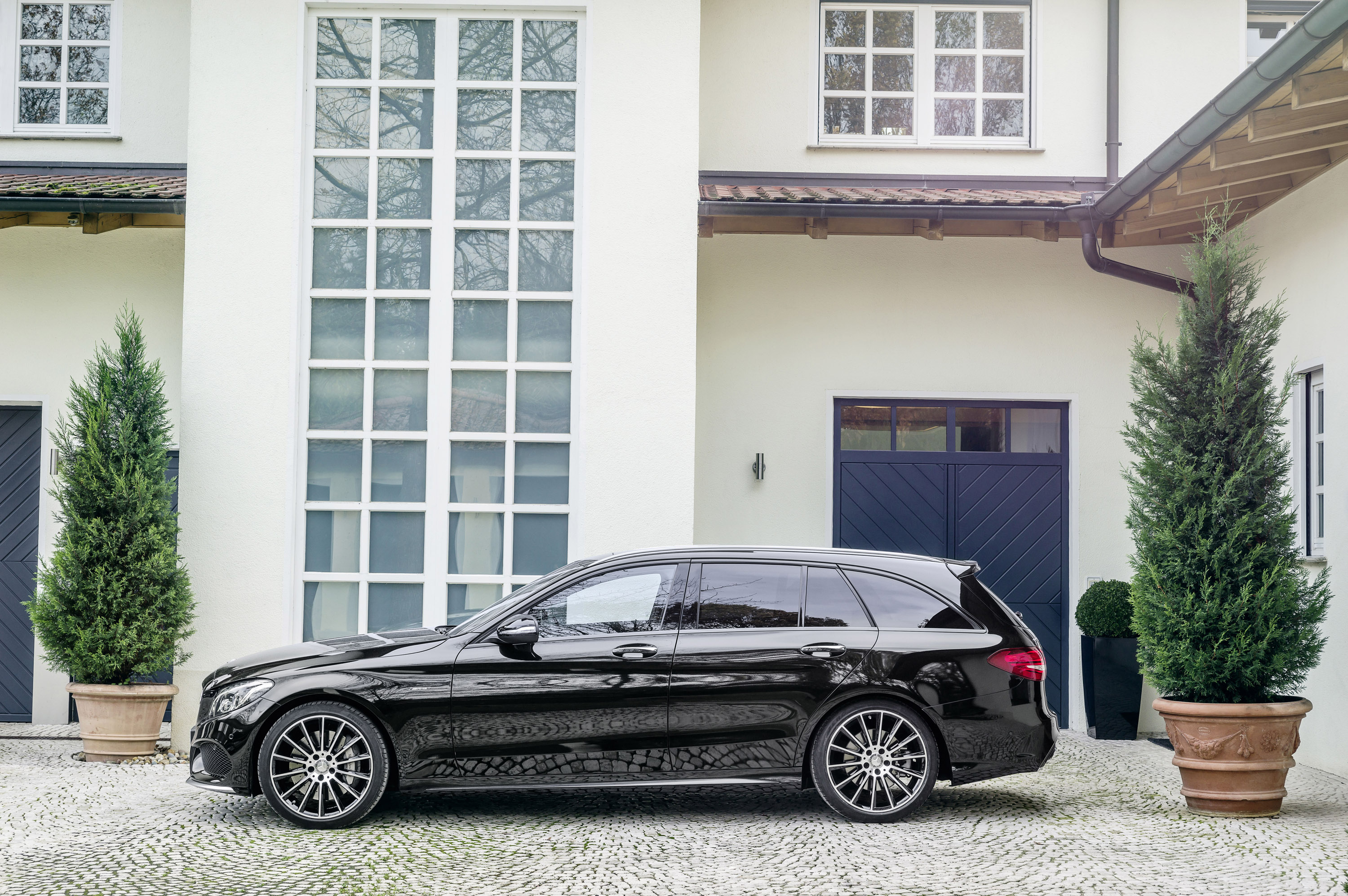 2016 Mercedes-Benz C450 AMG 4Matic Estate - HD Pictures ...