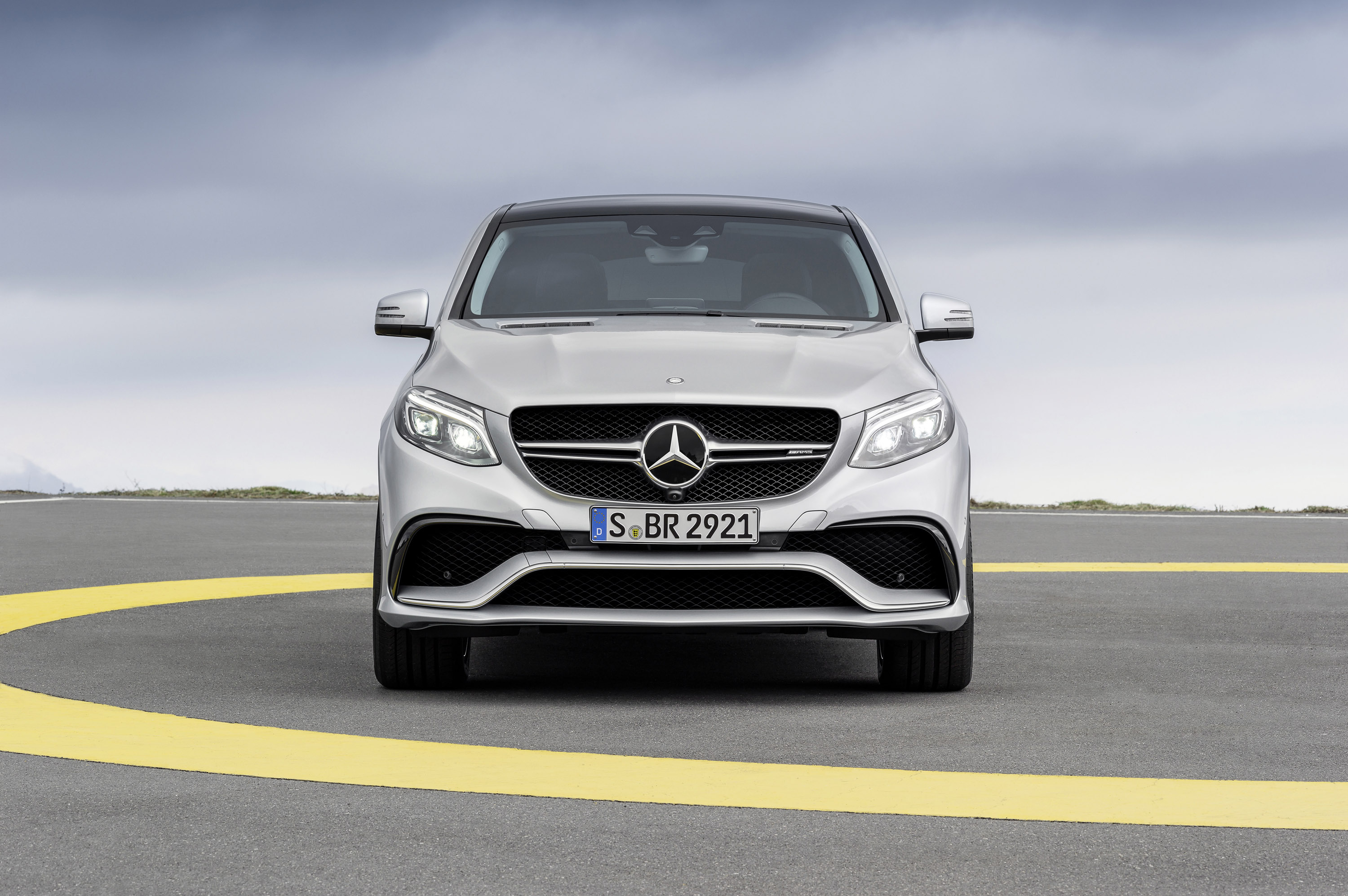 2016 Mercedes Benz Gle63 Amg Coupe Hd Pictures