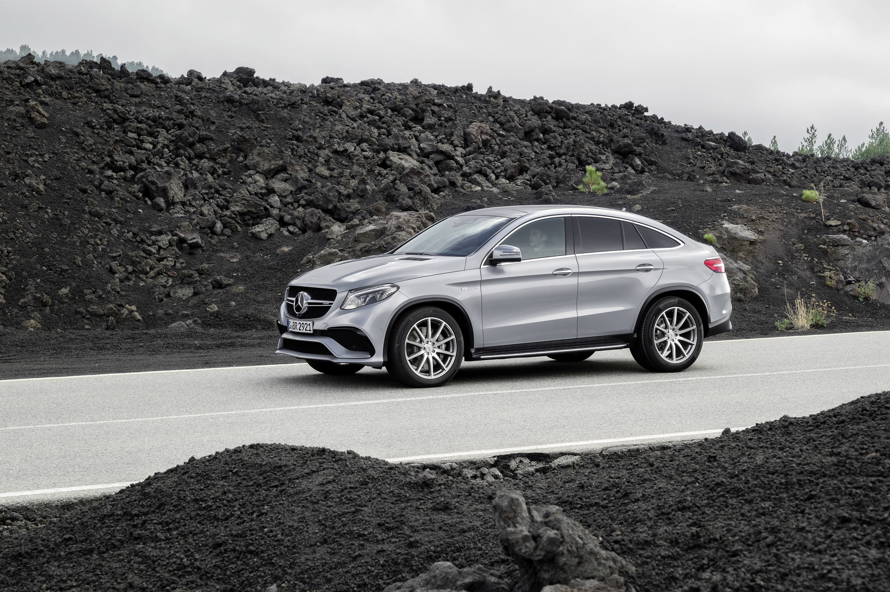 2016 Mercedes-Benz GLE63 AMG Coupe - HD Pictures @ carsinvasion.com